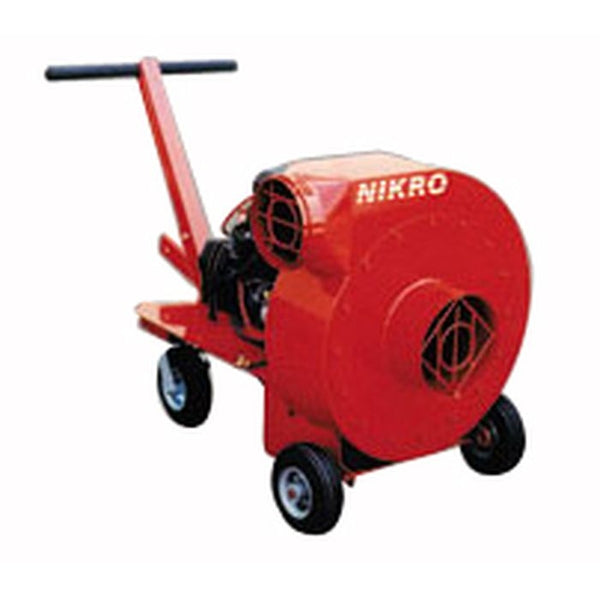 Nikro #5 Deluxe Gasoline Powered Air Duct Cleaning Package 20HPGAS-Pack