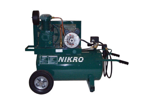 Nikro 115V 1 Stage 150 PSI Portable Electric Compressor Only 860578
