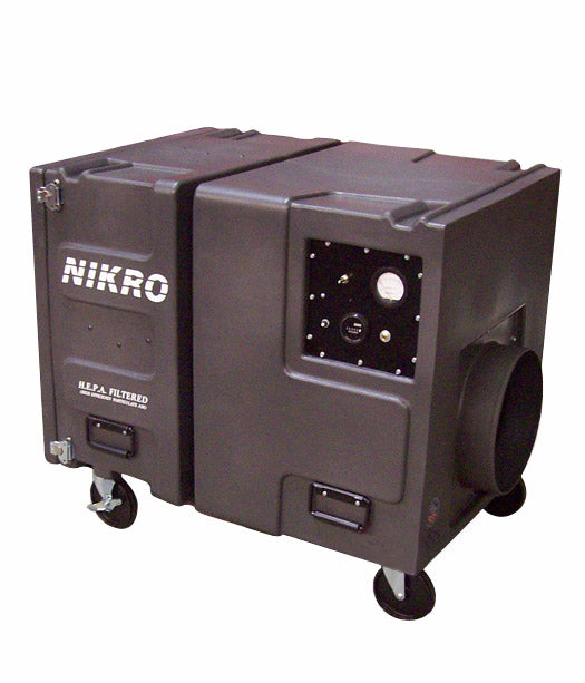 Nikro PS2009 Poly Air Scrubber 115V