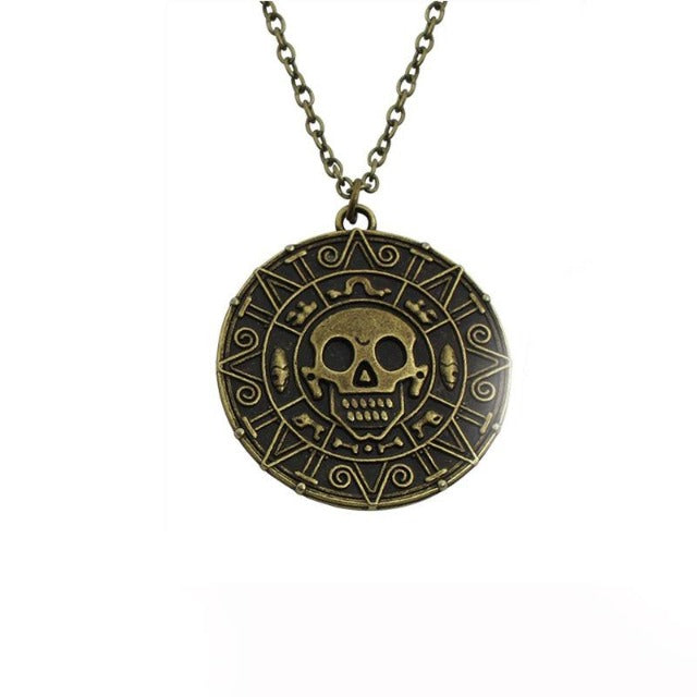 Collier Pirate des Caraïbes