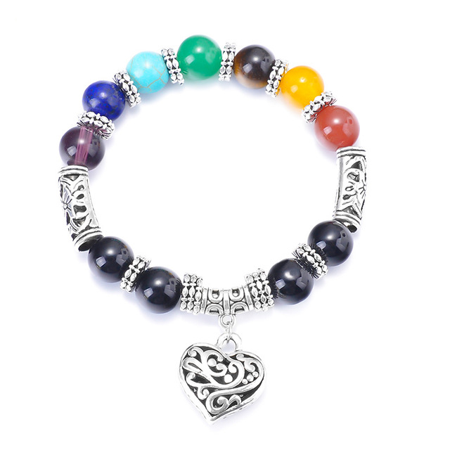 Bracelet 7 Chakras de Purification