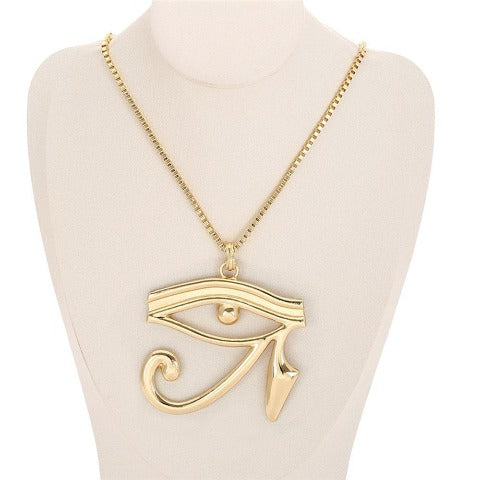 Collier Egyptien Oeil Oudjat