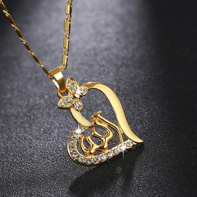 Collier Allah Or