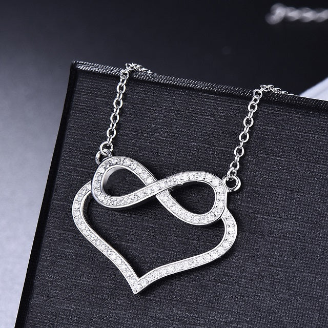 Collier Infini Coeur