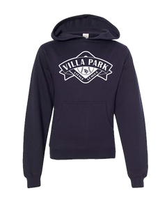 VPLL - YOUTH Pullover Hoodie (Navy)