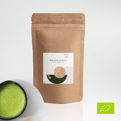 Organic Ceremonial Matcha powder