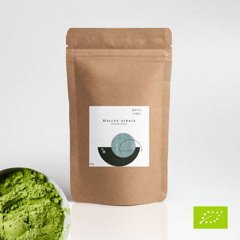 Organic Matcha Tea Powder - Japan