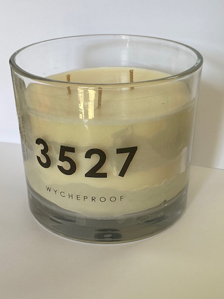 Postcode Candles