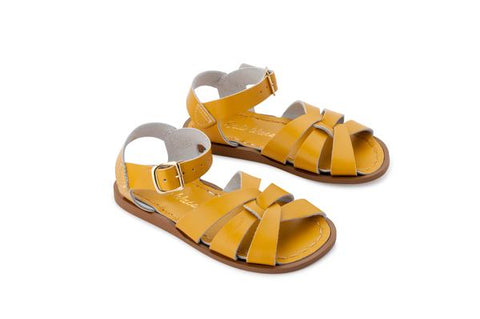 Saltwater Sandals Original Mustard - Infant