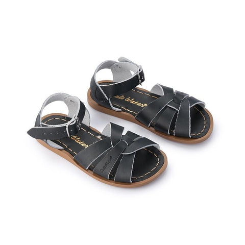 Saltwater Sandals Original Child- Black
