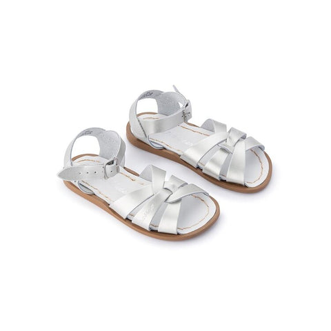 Saltwater Sandal Original Child- Silver