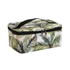 Green Palm Stash Bag