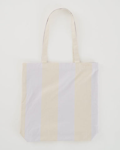 Merch Totes- Buttermilk Stripe