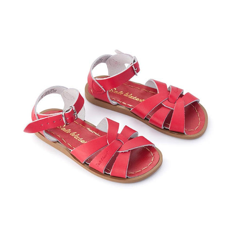 Saltwater Sandal Original Child- Red