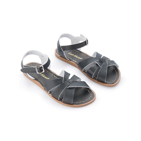 Saltwater Sandals Original Womens- Black