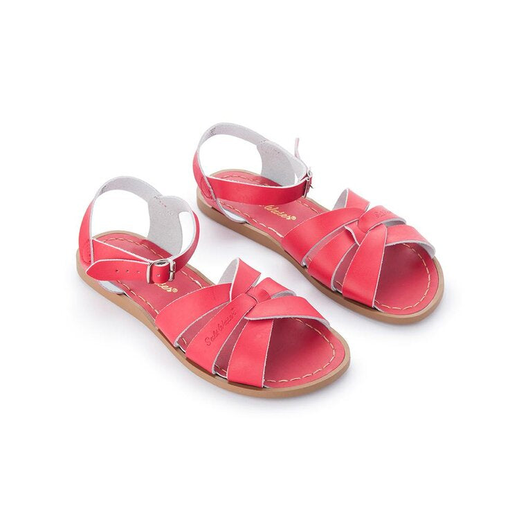 Saltwater Sandals Original Womens- Red