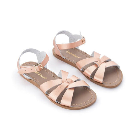 Saltwater Sandals Original Womens- Rose Gold