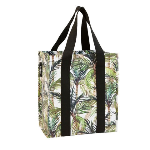 Green Palm Market Bag