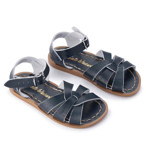 Saltwater Sandals Original Navy- Kids