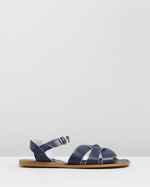 Saltwater Sandals Orignial Womens - Navy.