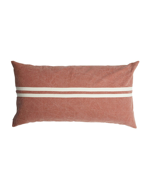 Wanderful Cushion Plum/Oats 48*90