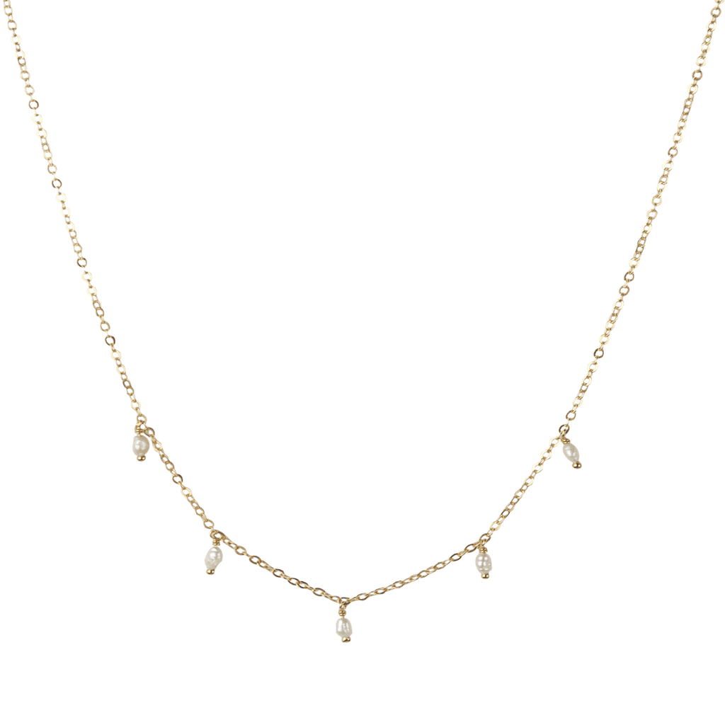À La | Freshwater Pearls Necklace