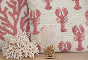 Beads Cushion Lobsters
