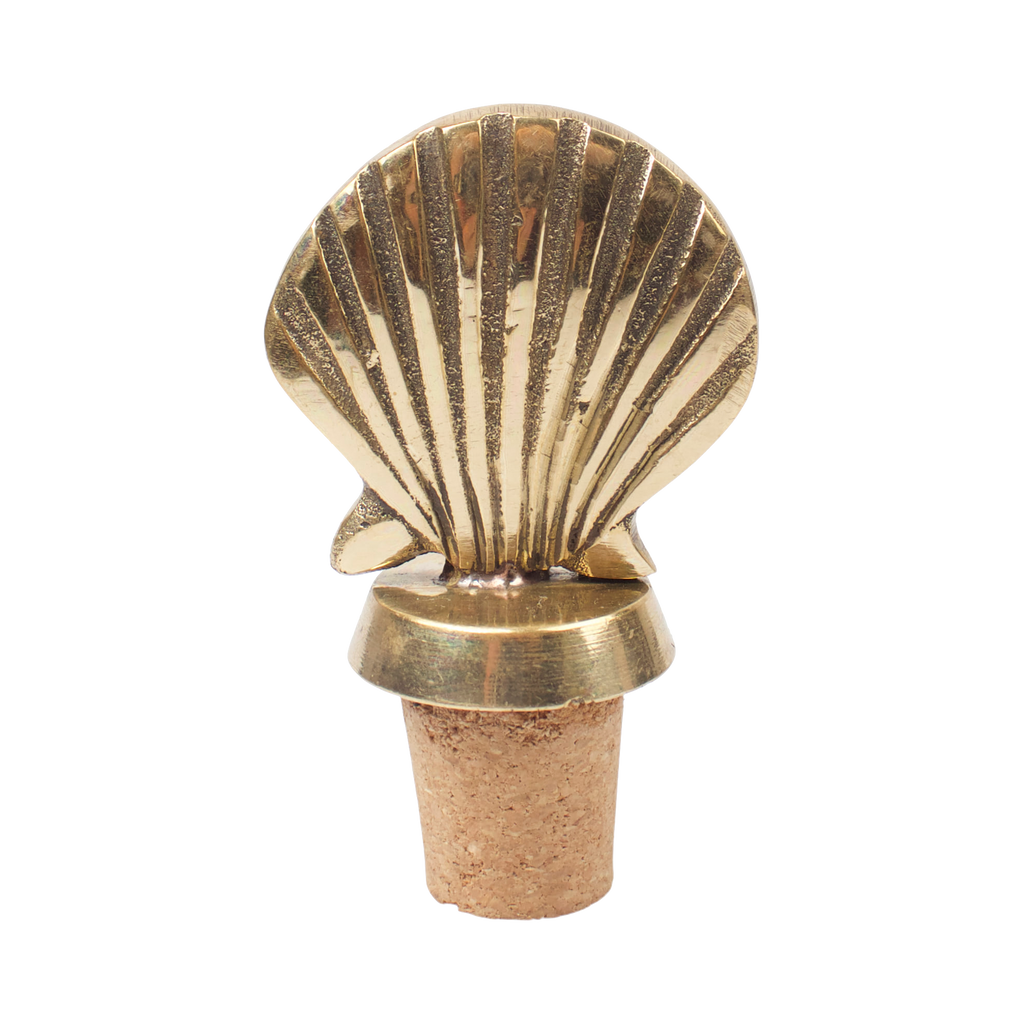 À La | Shell Bottle Stopper