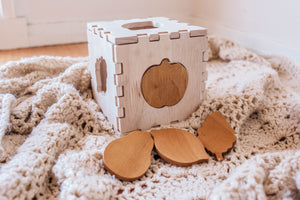 Fruit Puzzle Box