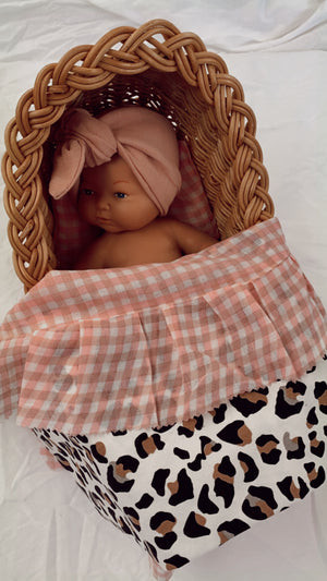 Doll Bedding | Quilt