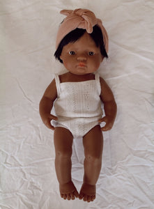 Doll and Headband Bundle