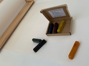 Eco Crayons | Sticks