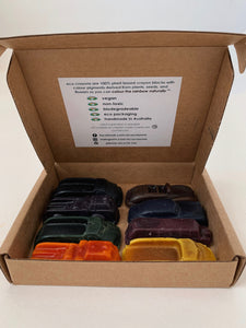 Eco Crayons | Cars and Trucks