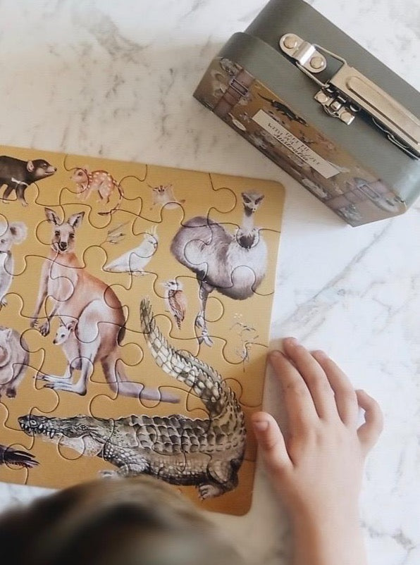 "Australia ""Take Me With You"" Puzzle"