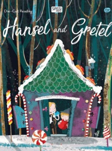 Hansel and Gretel Die-Cut Book