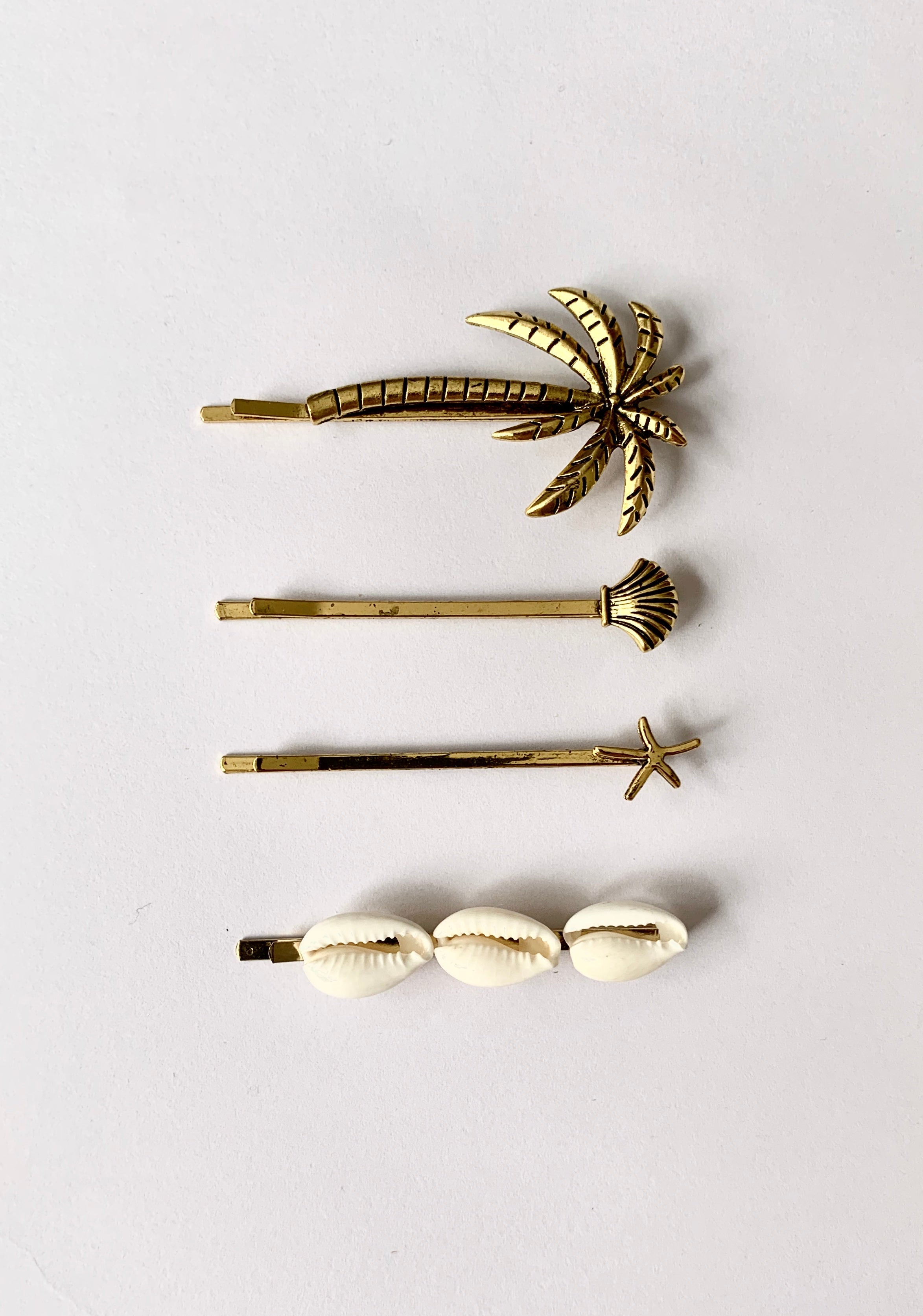 Palm Hair Pins