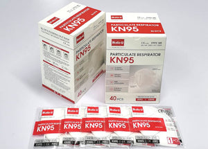 CDC Approved | Box of 40 | KN95 Mask | BU-E978