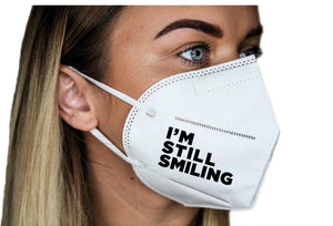 Kiss Me Later Mask | CDC Approved | Order 5 for Free Shipping