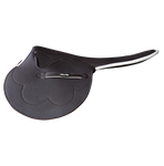 3kg Race Saddle Brown Grippy Leather