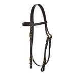 Race Bridle Sliding Brow Band