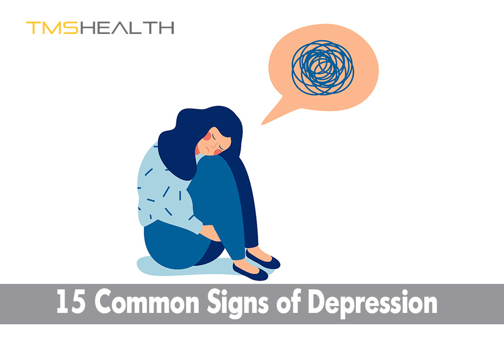 15 Common Signs of Depression in Children & Adults
