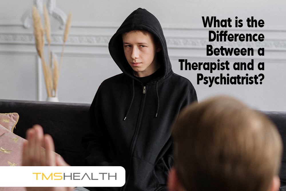 What is the Difference Between a Therapist and a Psychiatrist?