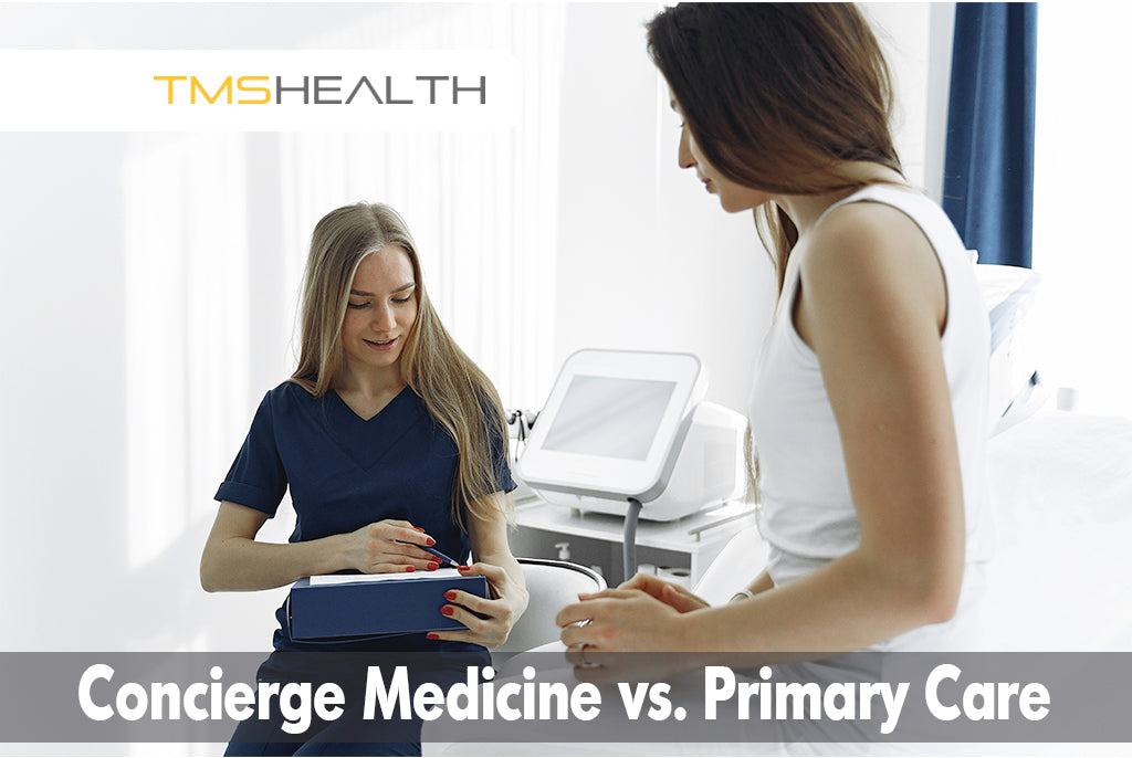 concierge vs primary care direct doctor differences
