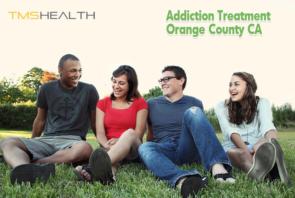 group recovery addiction treatment in orange county