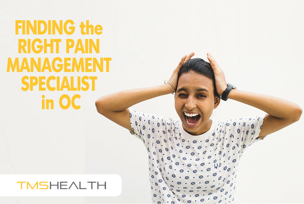 natural chronic pain management for patients throughout orange county ca
