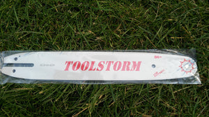 "TOOLSTORM 12"" CHAINSAW BAR 3/8"" LP 0.050"" 44DL"