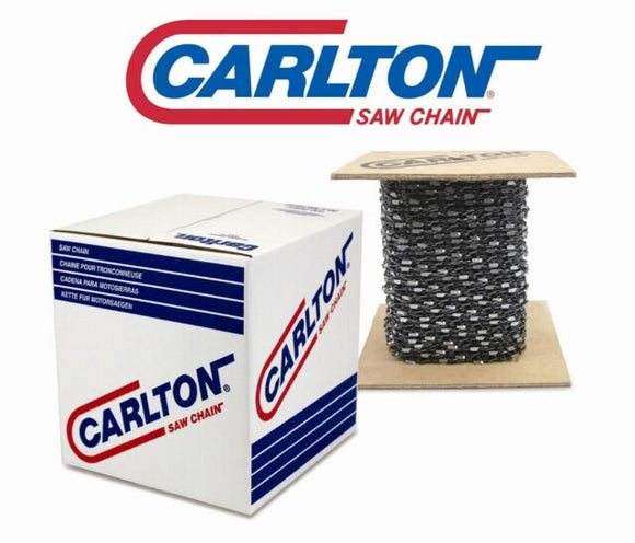 Carlton 100' Chainsaw Chain Reel 3/8