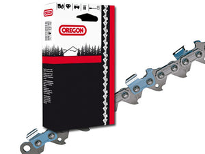 "Oregon AdvanceCut Chainsaw Chain 90PX045G 3/8"" Pitch .043"" Gauge Low Profile 45 DL 12"""