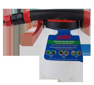 Solo Hose End One-Hand Sprayer  405-HE