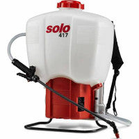 Solo 6.6 Gallon  Battery Powered Economic Backpack Sprayer (12V, 7.8 Ah) 417